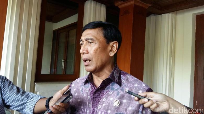 Wiranto Bantah Disebut Sosok yang Ingin Penjarakan Kivlan Zen