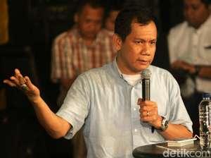 Indra J Piliang Ditangkap Terkait Narkoba