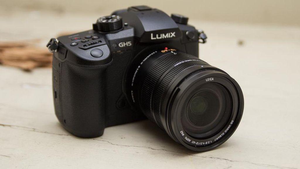 Panasonic Rilis Kamera Mirrorless Lumix DC-GH5