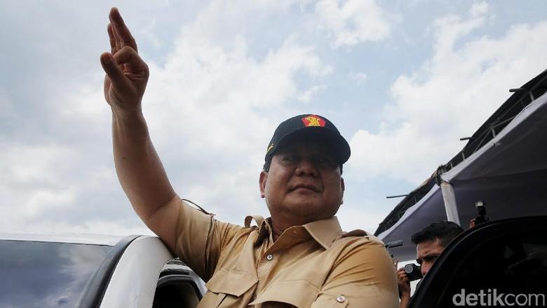 Tekad Gerindra Usung Prabowo Capres di 2019 dan Reaksi Parpol