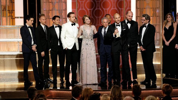 Ini Dia Daftar Lengkap Pemenang Golden Globe Awards 2017