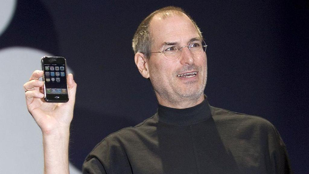 Debut iPhone Ternyata Disambut Cacian