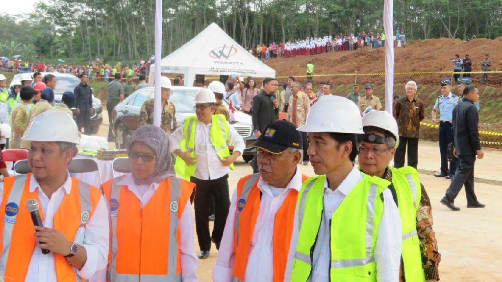 Jokowi: Mudik Tahun Ini Bisa Pakai Tol Hingga Semarang