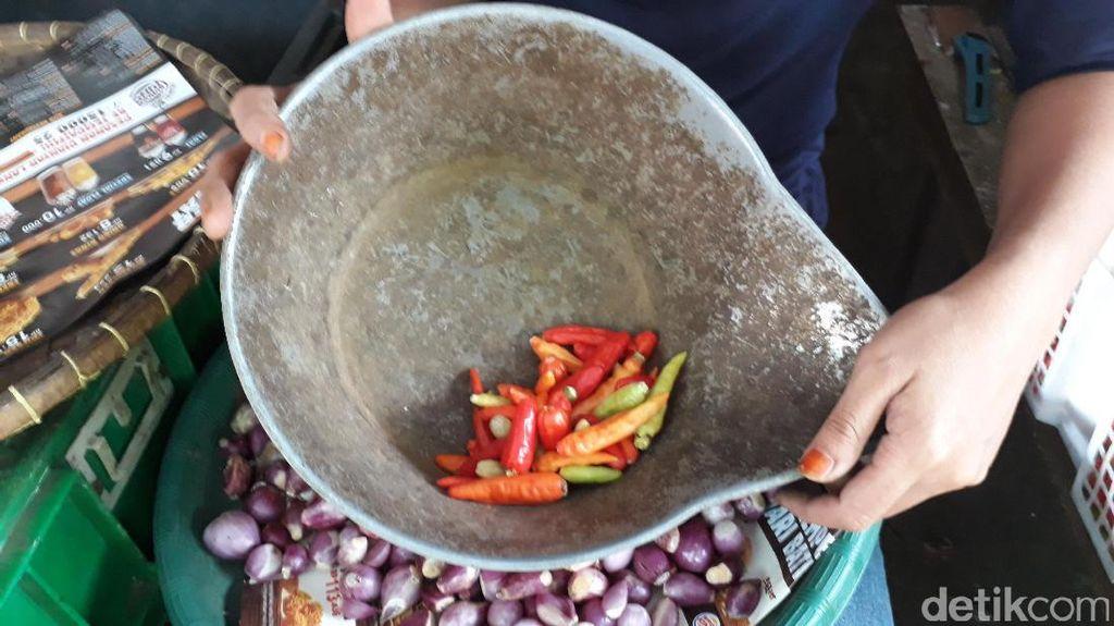 Cabai Rawit Merah Rp 160.000/Kg, Harga Bawang Mulai Naik