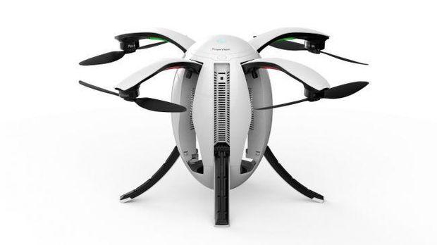 Gadget Aneh di CES 2017, Drone Unik Sampai Celana Dalam Pintar
