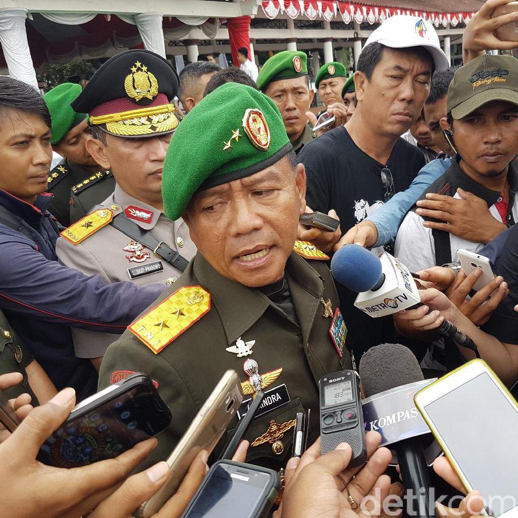 Pangdam Siliwangi Pantau Pergerakan Jenderal NII di Garut