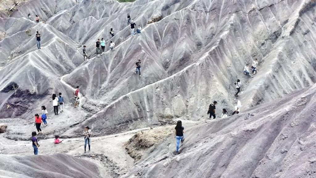 Ada Gurun Pasir di Toraja