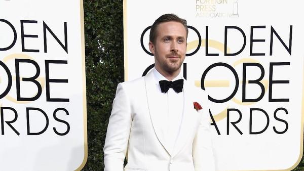 Menang Golden Globe, Ryan Gosling Sindir Ryan Reynolds