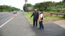 Jalur Darurat di KM 99 Tol Purbaleunyi Diusulkan Jadi Gerbang Resmi