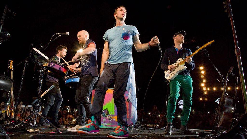Ini Dia Pemenang Nonton Coldplay Gratis di Bangkok!