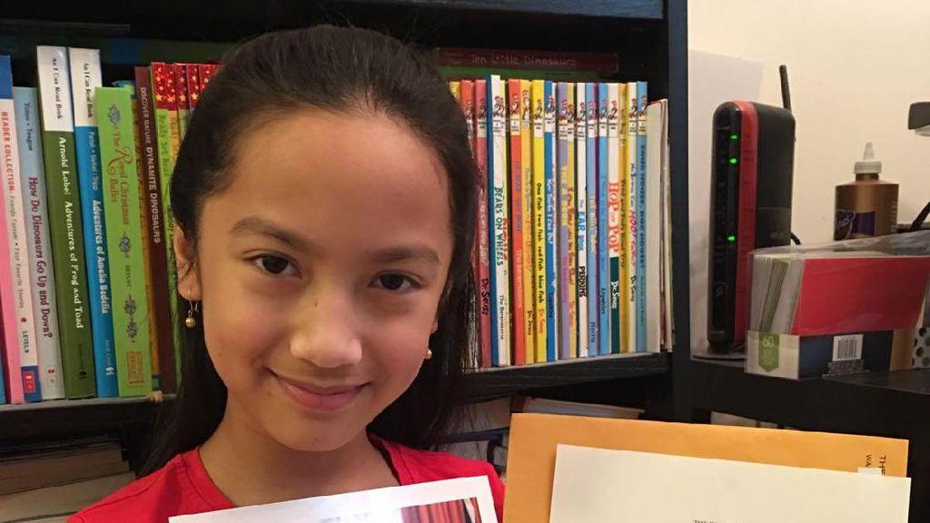 Kisah Bocah Kelahiran Jakarta Dapat Surat Balasan dari Obama