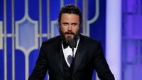 Reaksi Casey Affleck Masuk Nominasi Oscar Kedua Kali