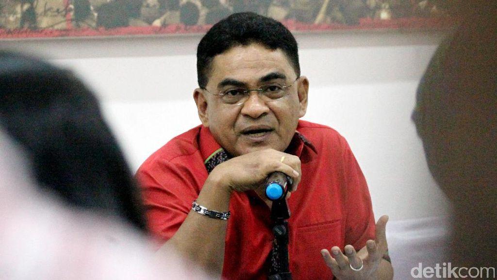 PDIP Sentil Panglima: Menepuk Air di Dulang, Terpercik Muka Sendiri