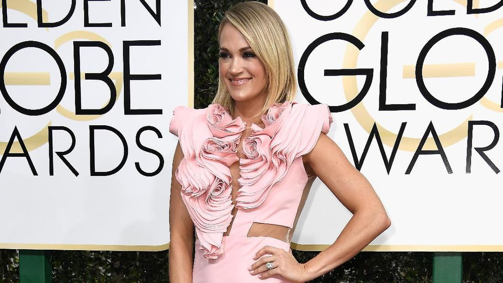 Tips Ramping dan Fit ala Carrie Underwood di Usia 30-an