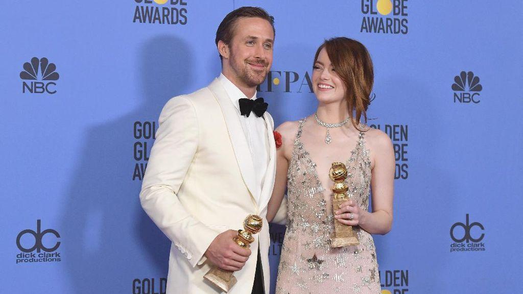Foto: Penampilan Mempesona Emma Stone di Film La La Land