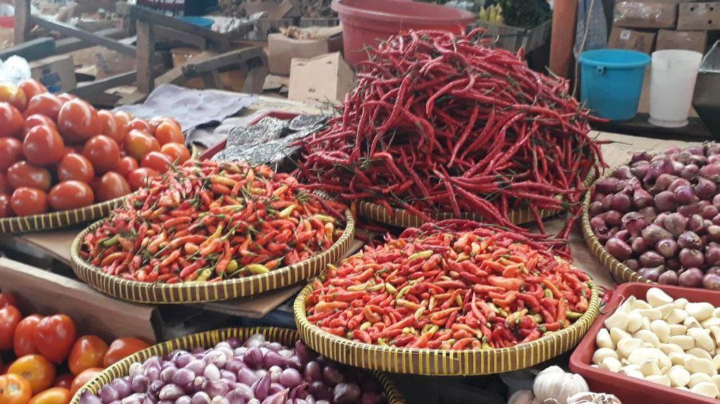 Harga Tinggi, Petani dan Pedagang Pasar Belum Tentu Untung