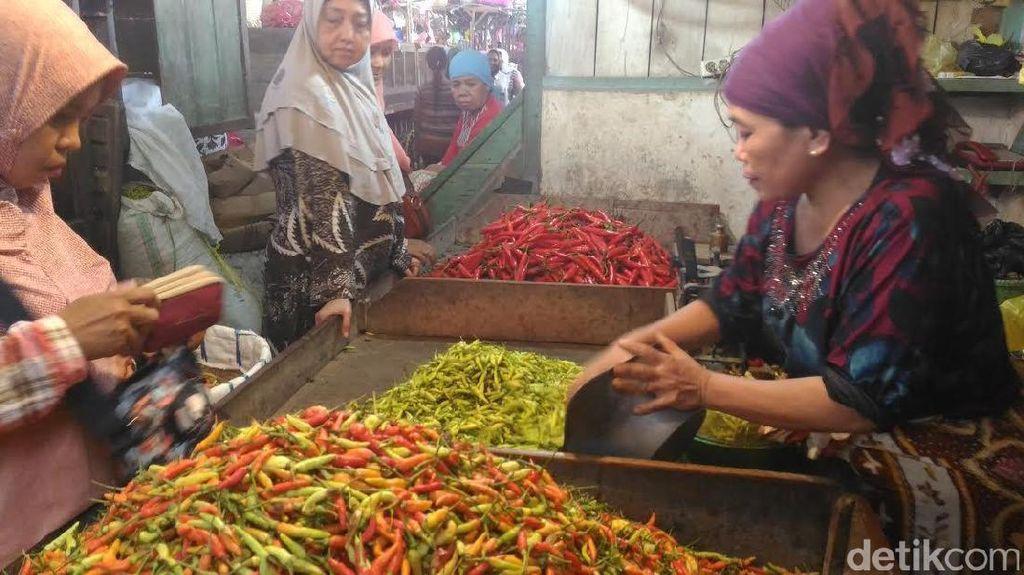 KPPU: Idealnya Cabai Rawit Merah Maksimal Rp 90.000/Kg