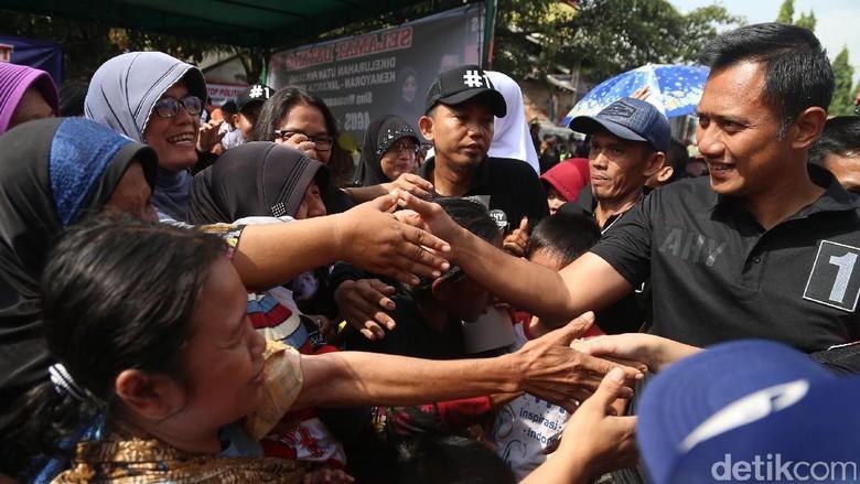 Beri Rasa Aman ke Warga, Agus Yudhoyono Ingin Ada Patroli Bersama