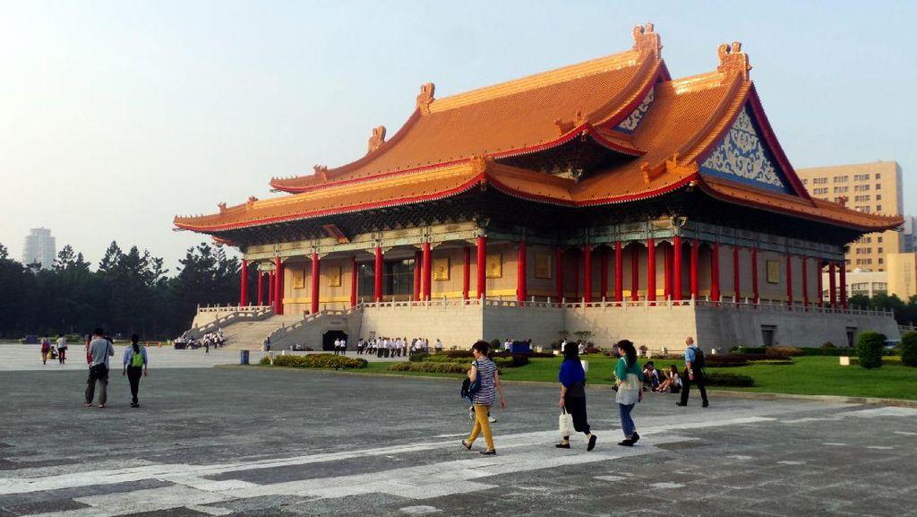 Seperti Istana Kaisar, Padahal Gedung Teater & Konser di Taiwan