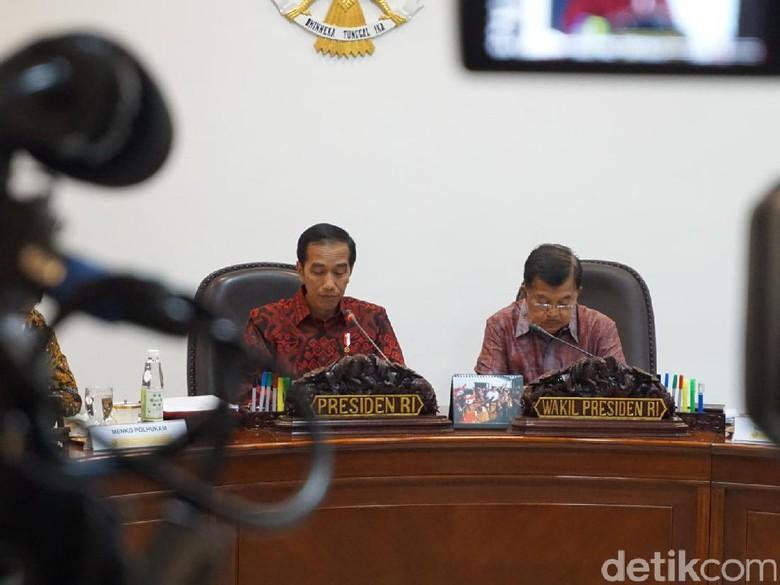 Presiden Jokowi: Kuota Haji Indonesia untuk 2017 Jadi 221 Ribu