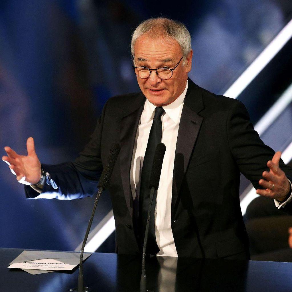 Pencapaian Ranieri di Leicester Akan Diingat Selama 2.000 Tahun