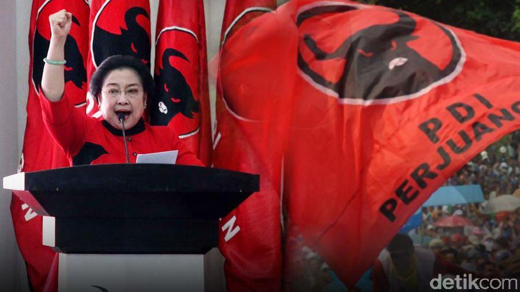 Megawati akan Hadiri #KonserGue2 untuk Ahok-Djarot di Senayan