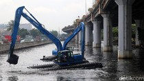 Atasi Banjir, Sodetan Kali Ancol Dibuat Usai Lebaran