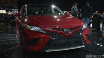 Toyota Rilis Camry Terbaru di Jepang