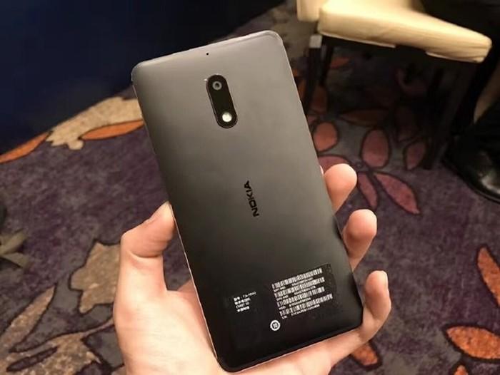 Nokia 6 resmi diperkenalkan pada 9 Januari 2017. (Foto: istimewa/gizmochina)