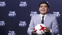 Maradona Jadi Duta FIFA, Penuhi Salah Satu Impian dalam Hidupnya