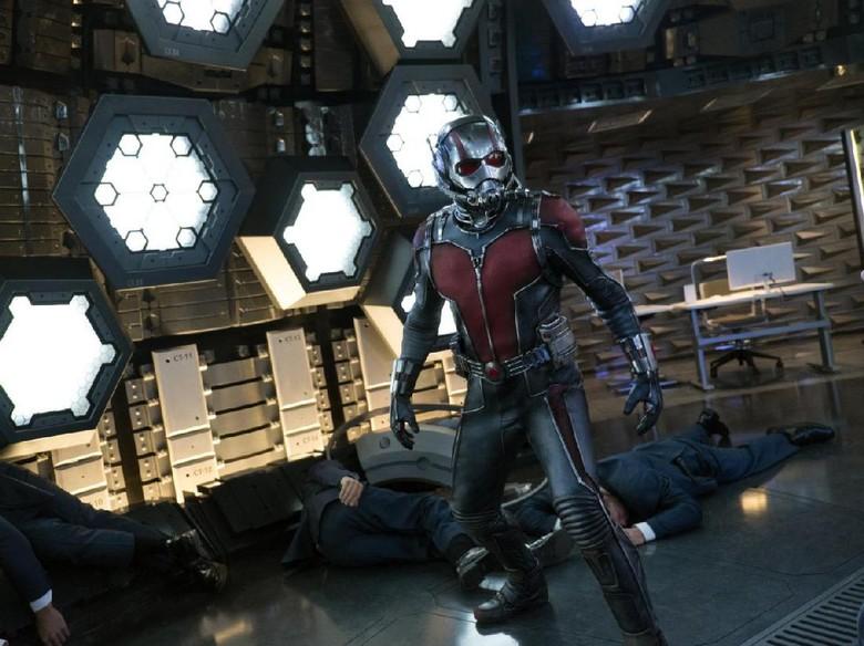 Ant-Man 2 Mulai Syuting Juni 2017