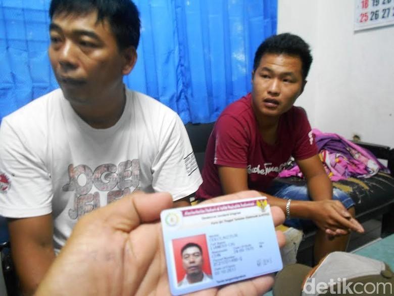 Dirazia Petugas, TKA asal China Sembunyi di Kamar Mandi