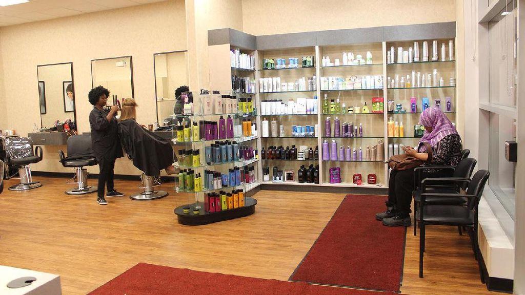 Salon di Kanada Buat Ruangan Khusus untuk Wanita Berhijab