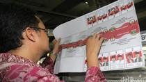 Pimpinan KPU Cek Surat Suara Pilkada Banten
