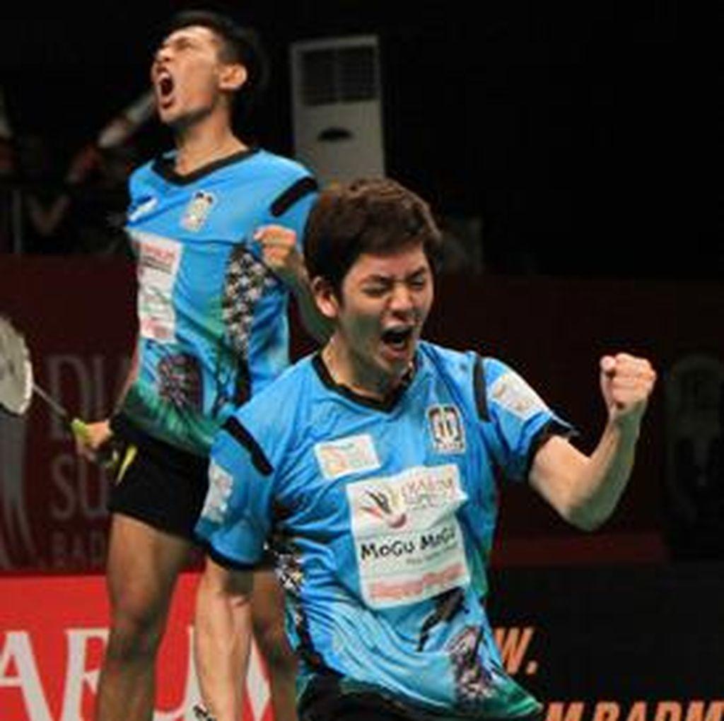 Misi Lee Yong Dae Menangi Kembali Djarum Superliga