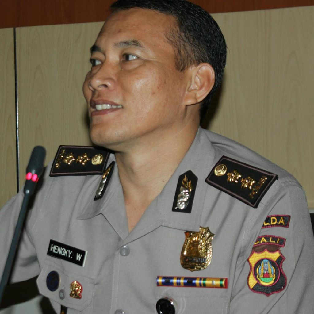 Polda Bali: Pengamanan Raja Salman Lebih dari Jumlah Rombongannya