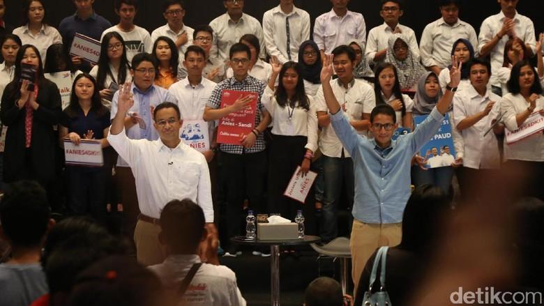 Cara Anies-Sandi Wujudkan Jakarta Green City: Manfaatkan Air