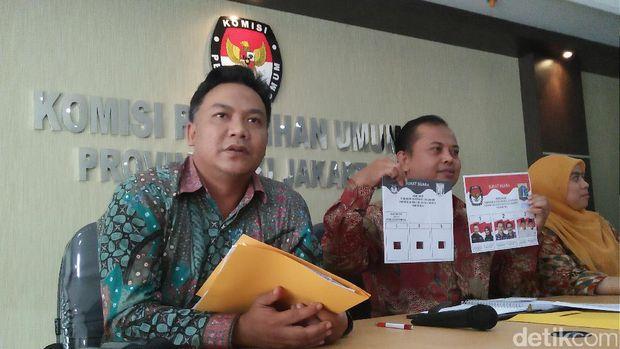 KPU DKI Siapkan Surat Suara yang Permudah Pemilih Tuna Netra