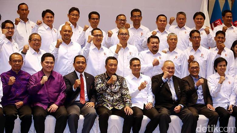Usai Dilantik, Anindya Beberkan Target PRSI di SEA Games 2017 dan AG 2018