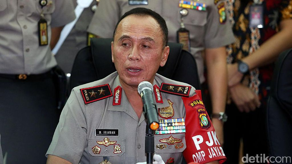 Polisi Tepis Isu Pelaku Bom Kampung Melayu Eks Anggota Polri