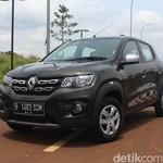 Renault Masih Kaji Kwid Transmisi Otomatis