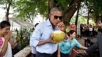 Saat Pertama Kali Obama ke Indonesia Bersama Ayah Tirinya