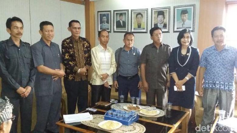Legislator Katingan Datangi DPRD Garut untuk Belajar Pemakzulan