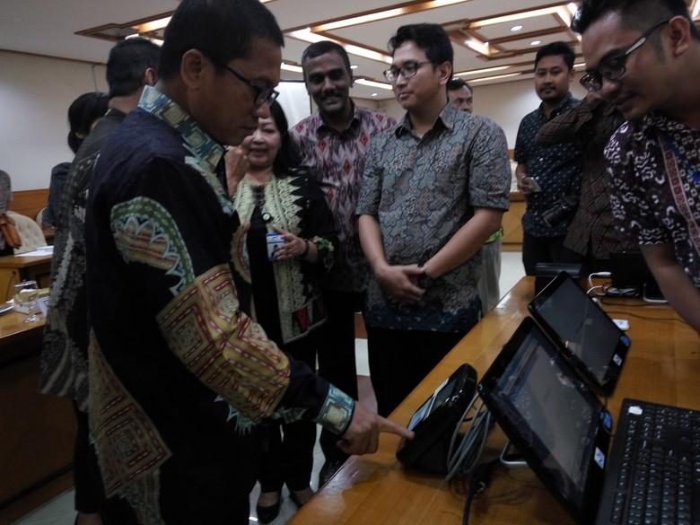 Pansus Pemilu Kaji Sistem E-Voting dan E-Counting untuk Pilkada
