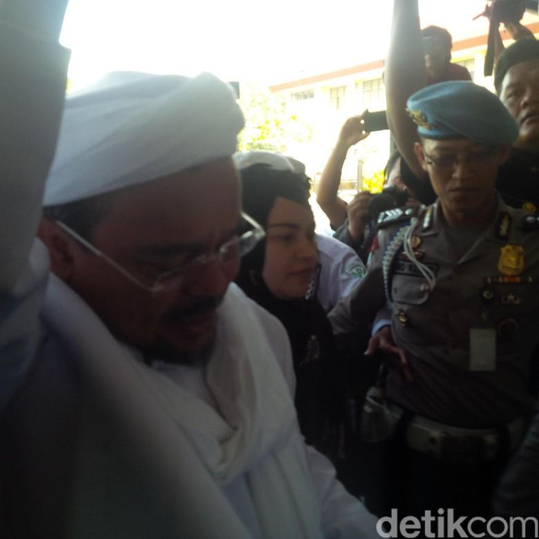 Habib Rizieq: Sukmawati Gagal Paham soal Ceramah Saya