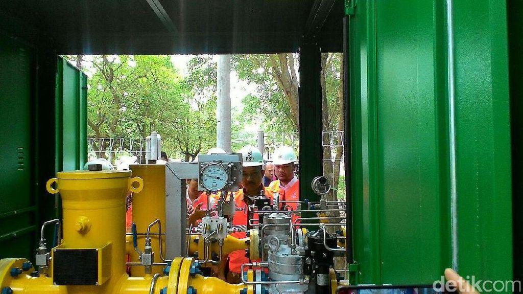 2 Proyek Pipa Gas Mangkrak 11 Tahun, Ini Penjelasan BPH Migas