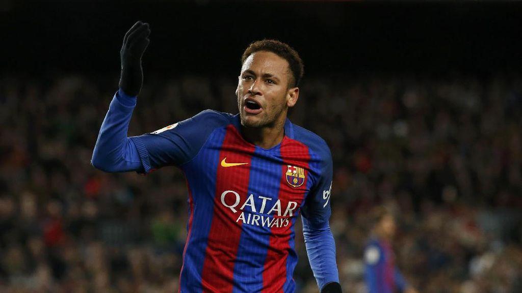 Soal Kemungkinan Salip Madrid, Neymar: Sulit, tapi Tak Mustahil