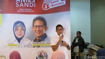 Beri Pendampingan ke UMKM, Sandiaga Janji Bentuk Pasukan Biru