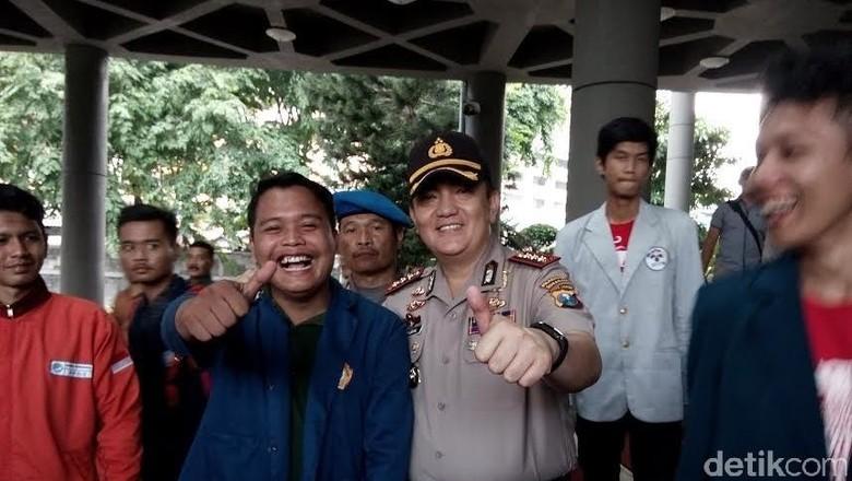 Kapolrestabes Surabaya Jamin Tak Ada Demo Angkot Hari ini