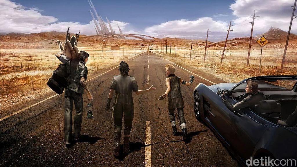 Final Fantasy XV, Salah Satu Seri Final Fantasy Terbaik!